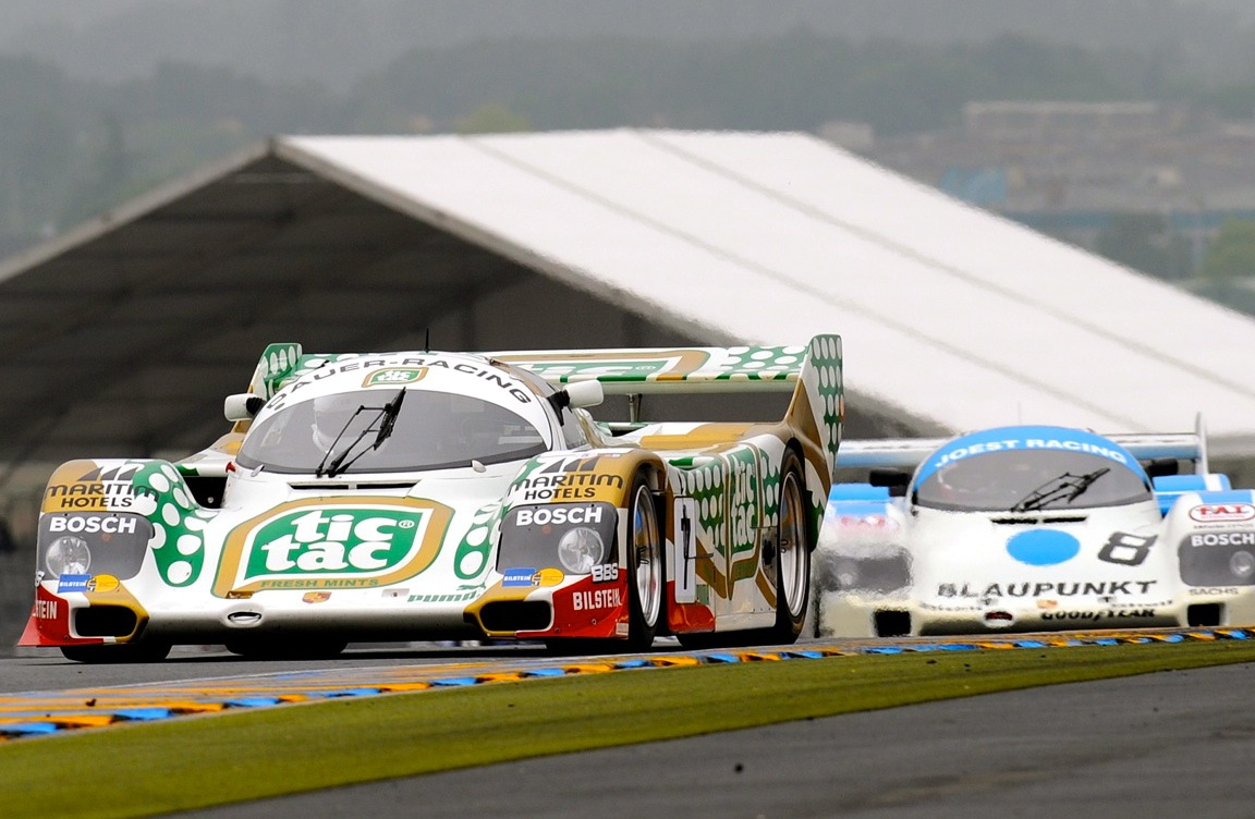 Group C Race Cars