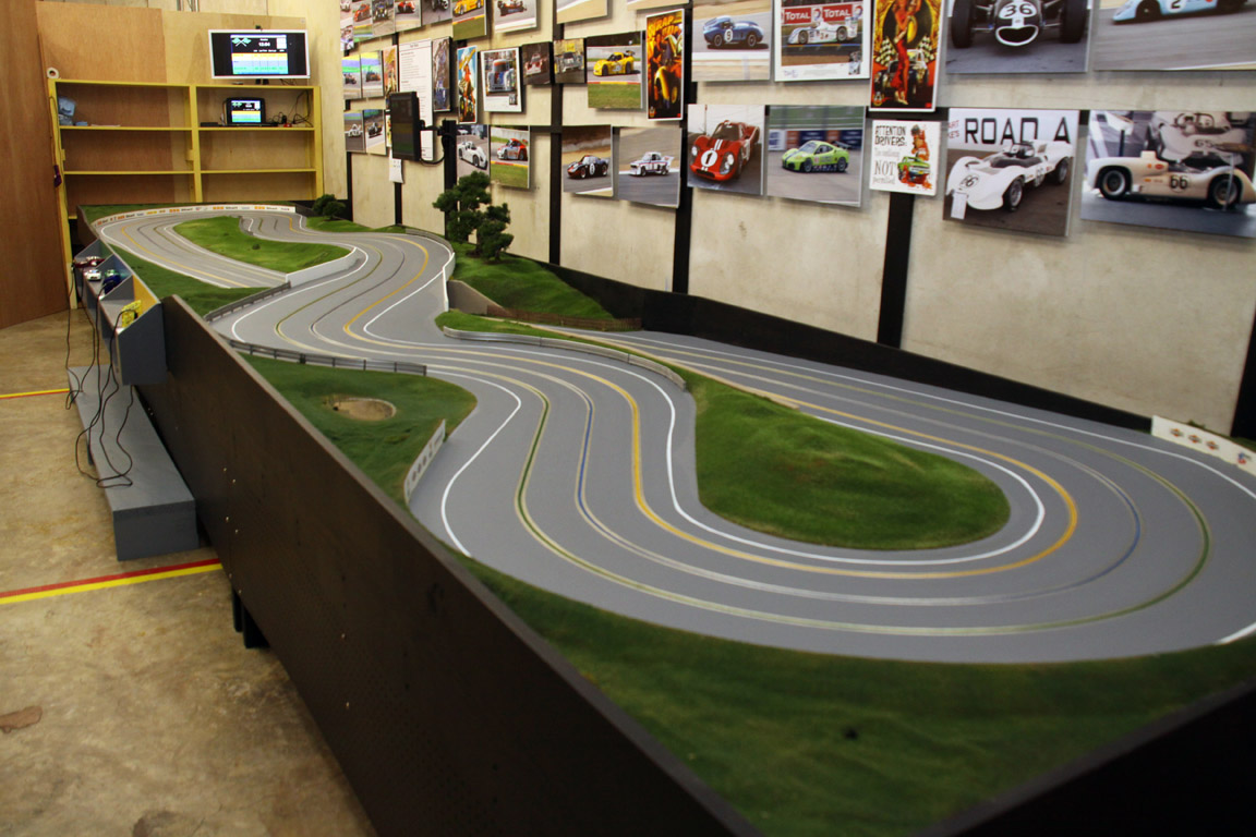 Track Details Austin Slot Car Club